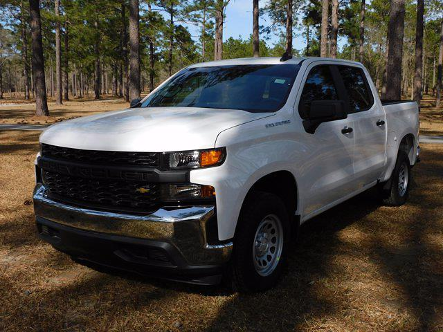 2021 Chevrolet Silverado 1500 Crew Cab 4x2, Pickup #214737 - photo 4