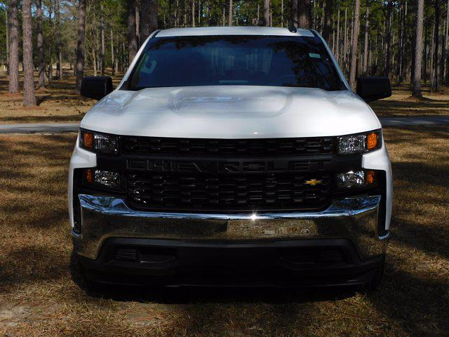 2021 Chevrolet Silverado 1500 Crew Cab 4x2, Pickup #214737 - photo 5
