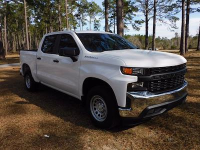 2021 Chevrolet Silverado 1500 Crew Cab 4x2, Pickup #214737 - photo 2