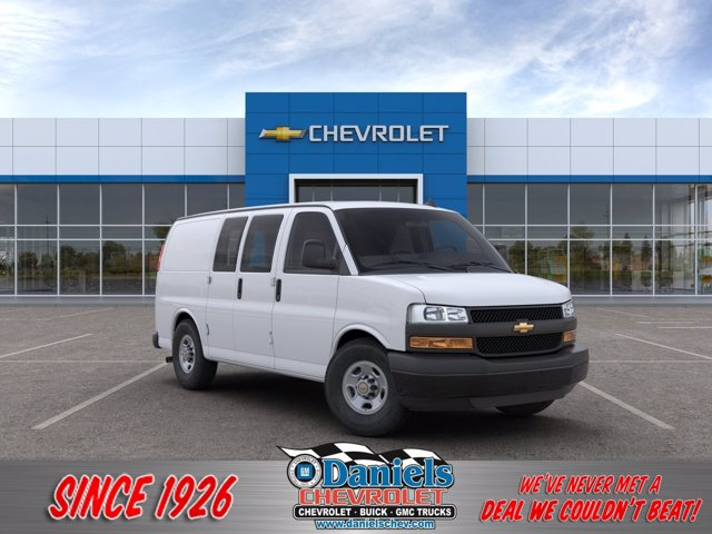 2020 Chevrolet Express 2500 4x2, Empty Cargo Van #259779 - photo 1