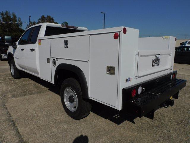 2020 Chevrolet Silverado 2500 Double Cab 4x4, Monroe Service Body #275821 - photo 1