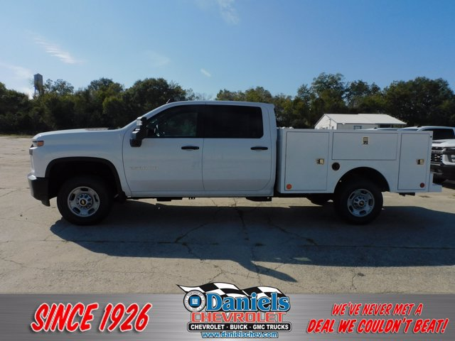 2020 Chevrolet Silverado 2500 Crew Cab 4x4, Warner Service Body #298856 - photo 1