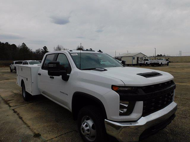2020 Chevrolet Silverado 3500 Crew Cab DRW 4x4, Service Body #324943 - photo 5