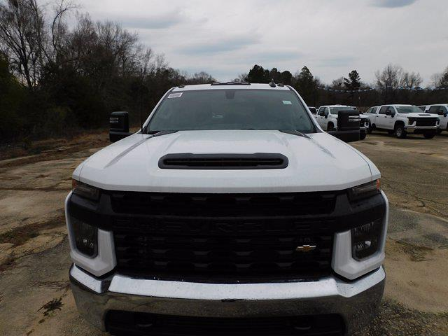 2020 Chevrolet Silverado 3500 Crew Cab DRW 4x4, Service Body #324943 - photo 6