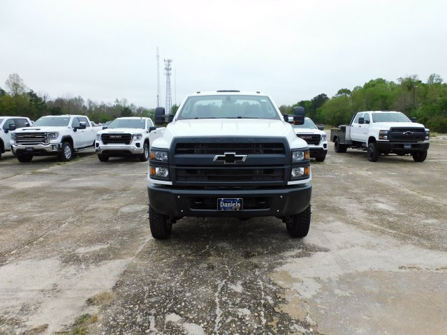 2020 Chevrolet Silverado 5500 Regular Cab DRW 4x4, Cab Chassis #620193 - photo 3