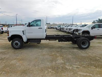 2020 Chevrolet Silverado 5500 Regular Cab DRW 4x4, Cab Chassis #620193 - photo 4