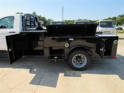 2019 Chevrolet Silverado 5500 Regular Cab DRW 4x2, CM Truck Beds TM Deluxe Platform Body #863602 - photo 5