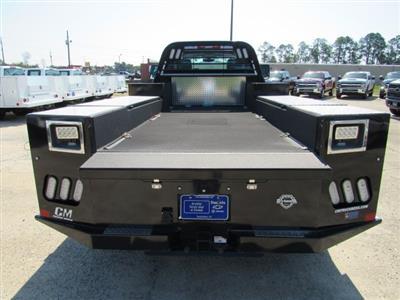 2019 Chevrolet Silverado 5500 Regular Cab DRW 4x2, CM Truck Beds TM Deluxe Platform Body #863602 - photo 2