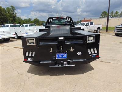 2019 Chevrolet Silverado 5500 Regular Cab DRW 4x2, CM Truck Beds TM Deluxe Platform Body #863602 - photo 8