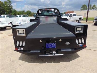 2019 Chevrolet Silverado 5500 Regular Cab DRW 4x2, CM Truck Beds TM Deluxe Platform Body #863602 - photo 9