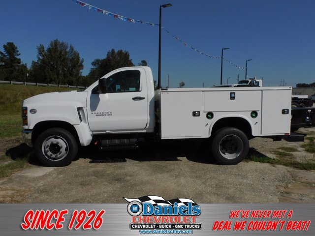 2020 Chevrolet Silverado 5500 Regular Cab DRW 4x2, Knapheide Service Body #609696 - photo 1