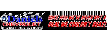Daniels Chevrolet logo