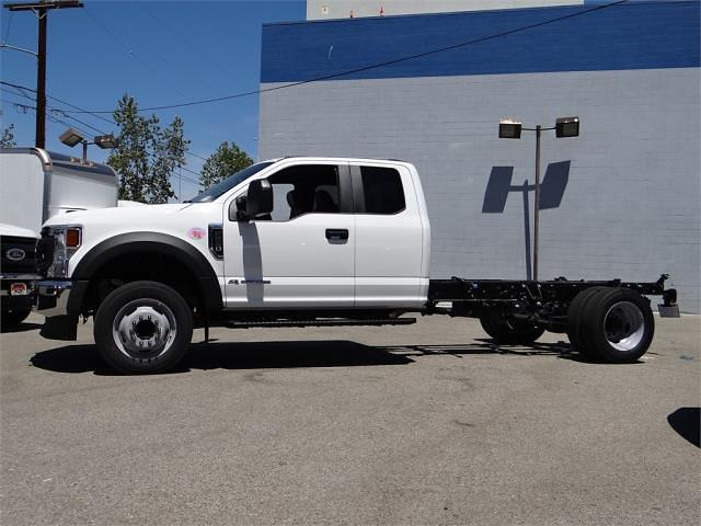 2021 Ford F-550 Super Cab DRW 4x2, Cab Chassis #.G10765 - photo 3