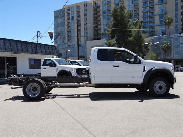 2021 Ford F-550 Super Cab DRW 4x2, Cab Chassis #.G10765 - photo 9