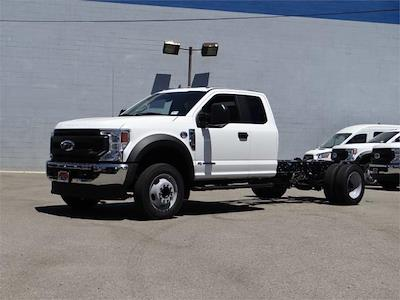 2021 Ford F-550 Super Cab DRW 4x2, Cab Chassis #.G10765 - photo 1