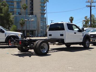 2021 Ford F-550 Super Cab DRW 4x2, Cab Chassis #.G10765 - photo 2