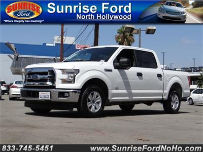 2017 F-150 SuperCrew Cab 4x2, Pickup #B26738PR - photo 1