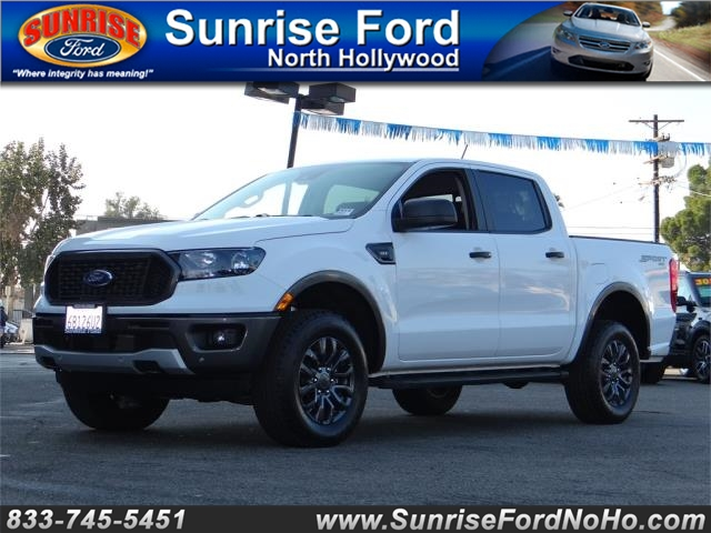 2019 Ranger SuperCrew Cab 4x4, Pickup #B26983 - photo 1