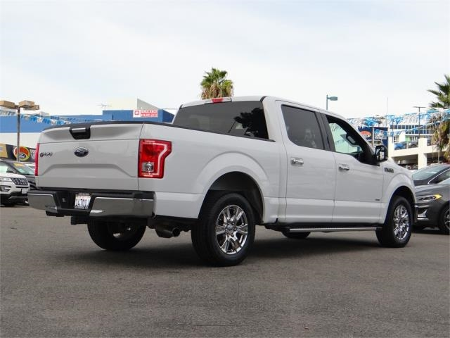 2016 F-150 SuperCrew Cab 4x2, Pickup #B27018 - photo 1