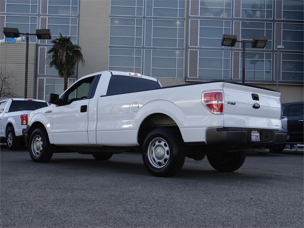 2014 F-150 Regular Cab 4x2, Pickup #B27111 - photo 1