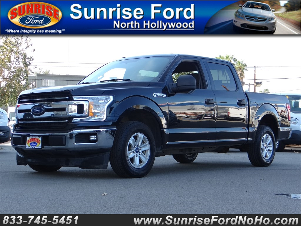 2018 F-150 SuperCrew Cab 4x2, Pickup #B27117PR - photo 1