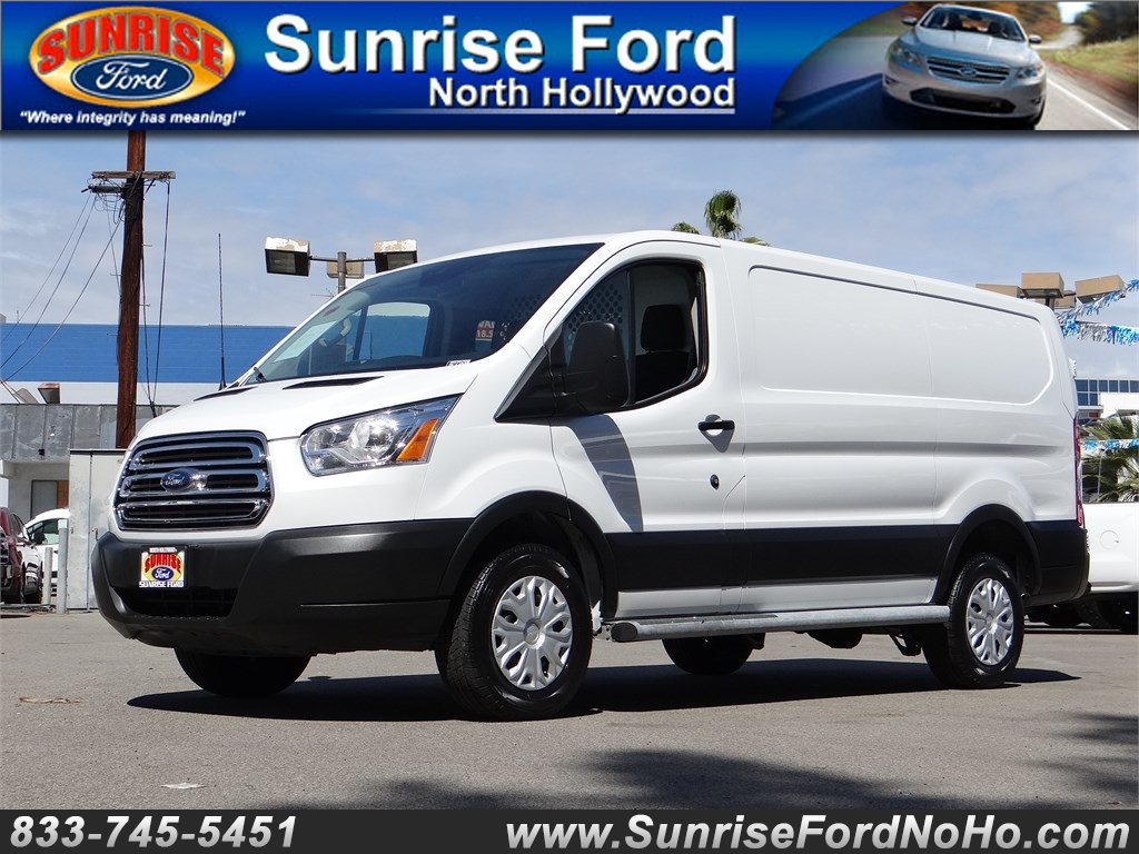 2019 Transit 250 Low Roof 4x2, Empty Cargo Van #B27169 - photo 1