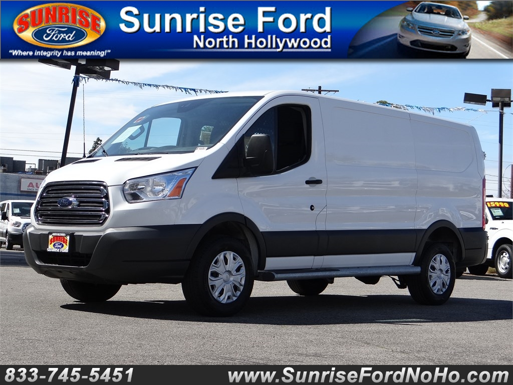 2018 Transit 250 Low Roof 4x2, Empty Cargo Van #B27170 - photo 1