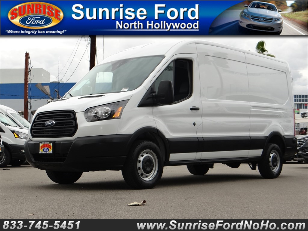 2019 Transit 250 Med Roof 4x2, Empty Cargo Van #B27213 - photo 1
