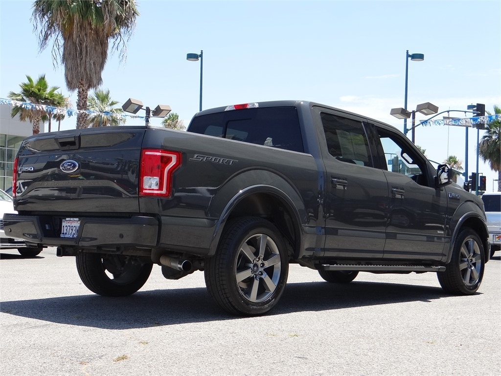 2016 Ford F-150 SuperCrew Cab 4x2, Pickup #B27352 - photo 20