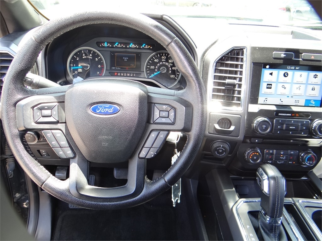 2016 Ford F-150 SuperCrew Cab 4x2, Pickup #B27352 - photo 5