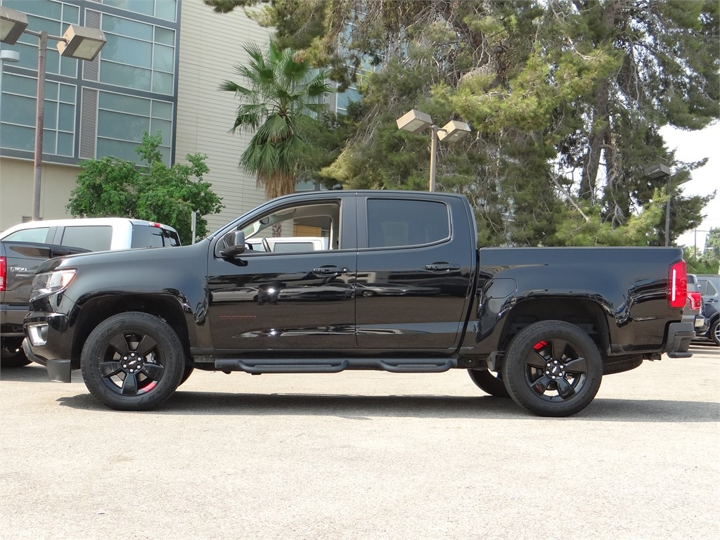 2018 Chevrolet Colorado Crew Cab 4x2, Pickup #B27504 - photo 3