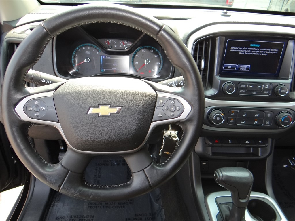 2018 Chevrolet Colorado Crew Cab 4x2, Pickup #B27504 - photo 5