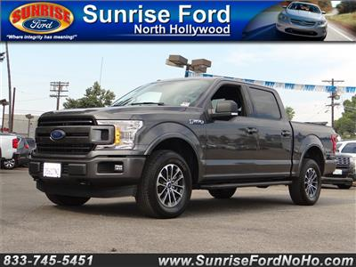 2018 Ford F-150 SuperCrew Cab 4x4, Pickup #B27584 - photo 1