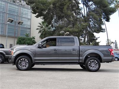 2018 Ford F-150 SuperCrew Cab 4x4, Pickup #B27584 - photo 3