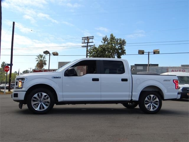 2018 Ford F-150 SuperCrew Cab 4x2, Pickup #B27633 - photo 3