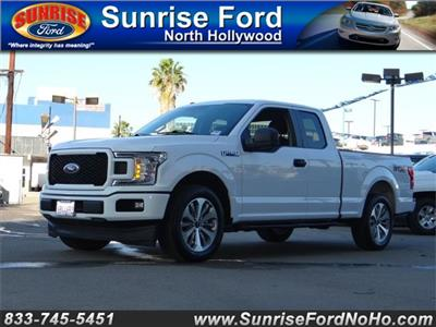 2018 Ford F-150 Super Cab 4x2, Pickup #B27732 - photo 1