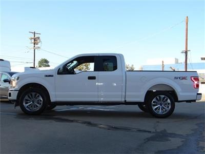 2018 Ford F-150 Super Cab 4x2, Pickup #B27732 - photo 3