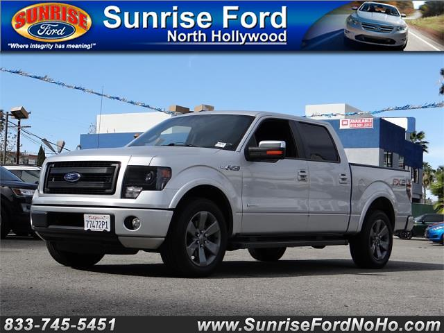 2013 Ford F-150 SuperCrew Cab 4x2, Pickup #B27926 - photo 1
