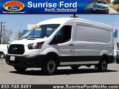 2019 Ford Transit 250 Med Roof 4x2, Empty Cargo Van #B28031 - photo 1