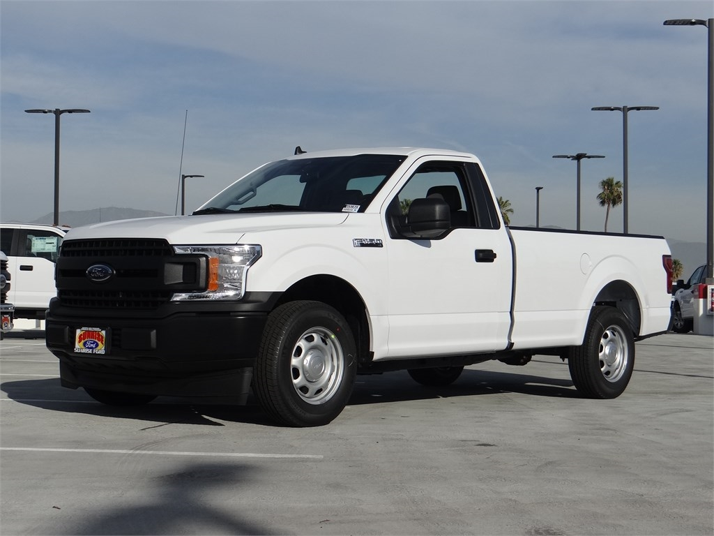 2020 F-150 Regular Cab 4x2, Pickup #G00360 - photo 1
