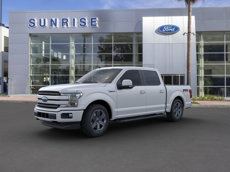 2020 F-150 SuperCrew Cab 4x4, Pickup #G00477 - photo 1
