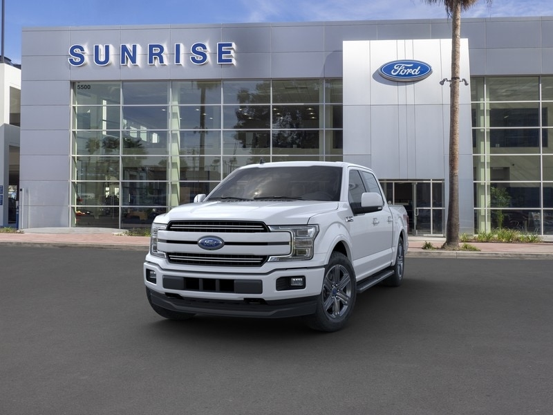 2020 F-150 SuperCrew Cab 4x4, Pickup #G00477 - photo 3