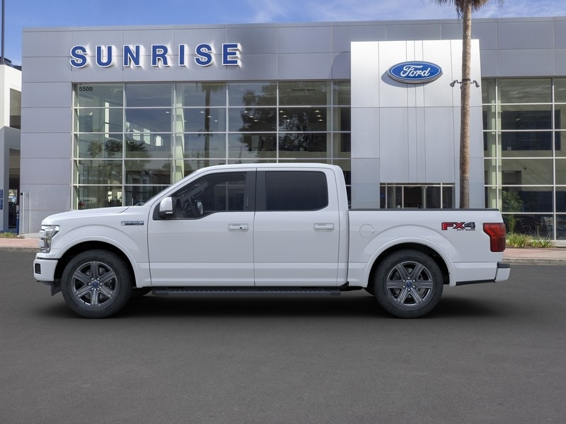 2020 F-150 SuperCrew Cab 4x4, Pickup #G00477 - photo 4