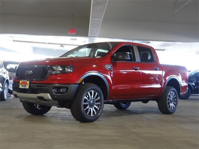2020 Ranger SuperCrew Cab 4x4, Pickup #G00599 - photo 1