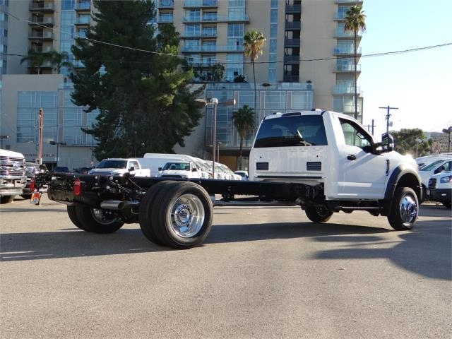 2020 F-550 Regular Cab DRW 4x4, Cab Chassis #G00607 - photo 1