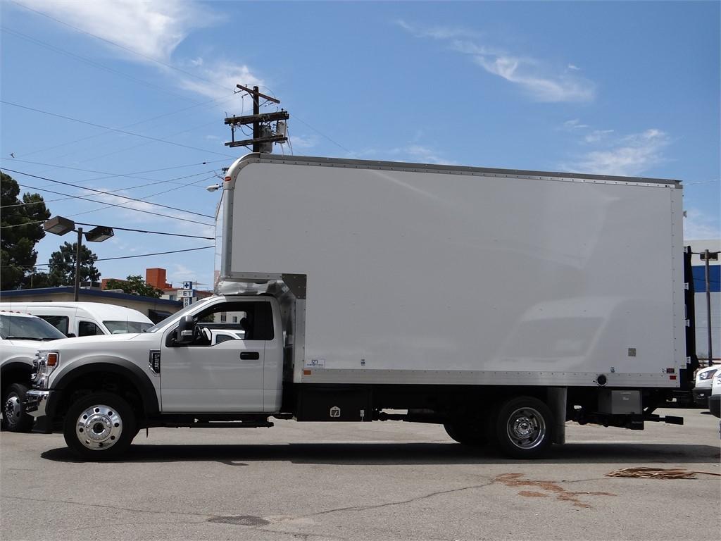 2020 Ford F-550 Regular Cab DRW 4x4, Marathon FRP Dry Freight #G00607 - photo 3
