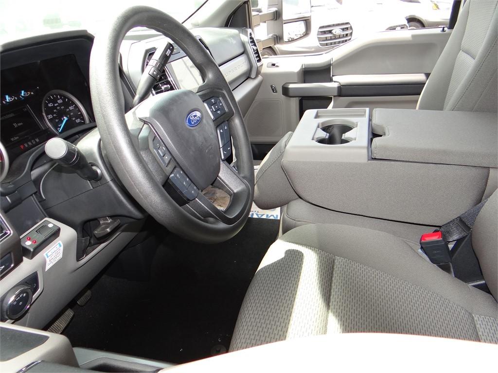 2020 Ford F-550 Regular Cab DRW 4x4, Marathon FRP Dry Freight #G00607 - photo 4