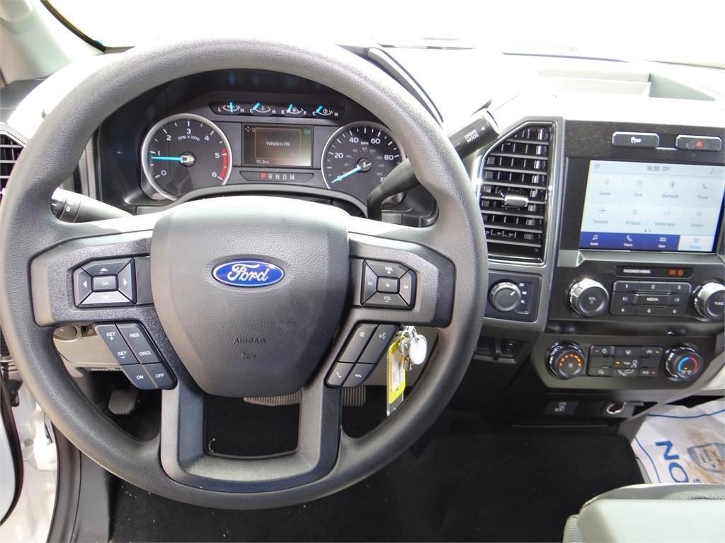 2020 Ford F-550 Regular Cab DRW 4x4, Marathon FRP Dry Freight #G00607 - photo 5