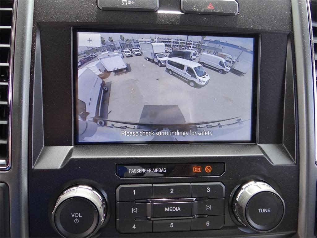 2020 Ford F-550 Regular Cab DRW 4x4, Marathon FRP Dry Freight #G00607 - photo 7