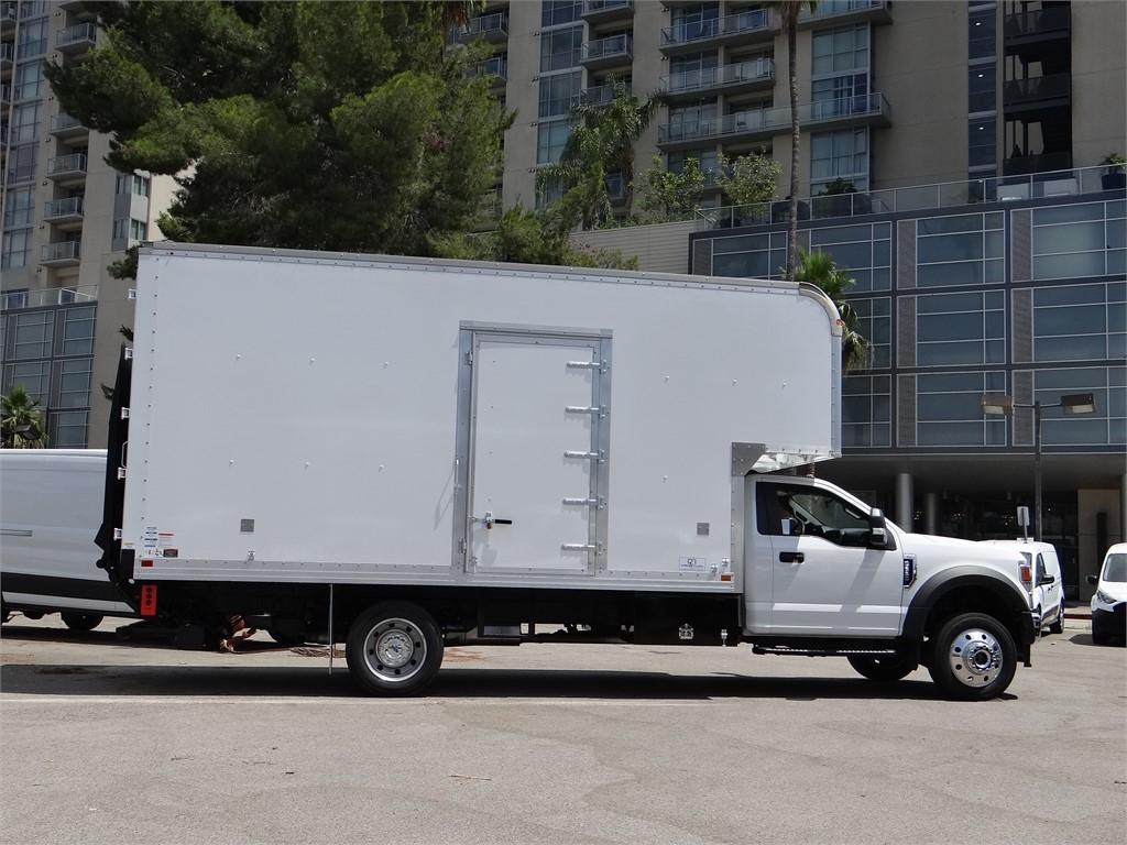 2020 Ford F-550 Regular Cab DRW 4x4, Marathon FRP Dry Freight #G00607 - photo 10